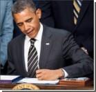 """Обама подписал """"закон Магнитского"""""""