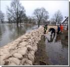 На Рождество в Европе начнутся наводнения