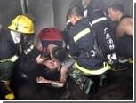 В результате поджога китайской фабрики погибли 14 человек