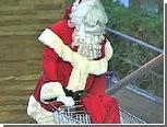 Санта-Клаус ограбил магазин в Сиднее