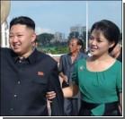 Жена Ким Чен Ына беремена