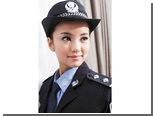 Китайскую модель отправят в тюрьму за фотосессию в полицейской форме