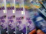 Швейцарию назвали лидером по жесткости валютного регулирования
