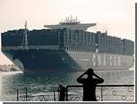 Крупнейший контейнеровоз мира впервые прибыл в Европу