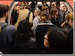 В Лондоне забастовали машинисты метро