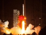 Китайский аналог GPS заработал на Азию