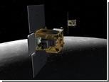Гравитационные зонды NASA  врезались в поверхность Луны