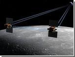 Гравитационные зонды врежутся в поверхность Луны