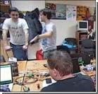 Украинские изобретатели собрали роборуку. Видео