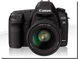 Canon сняла с производства EOS 5D Mark II
