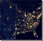 """""""Черный мрамор"""": NASA опубликовало ночные виды Земли из космоса. ВИДЕО"""
