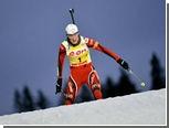 Российские биатлонистки остались без медалей в гонке преследования
