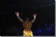 Российский боксер проиграл бой за титул чемпиона мира