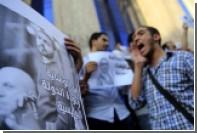 Египетский студент получил три года за карикатуру на президента в Facebook