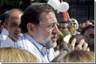 Испанский юноша дал пощечину премьеру страны