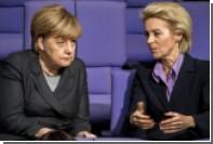 Германия отказала США в расширении военного участия в борьбе с ИГ