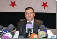 Сирийскую оппозицию возглавит бывший премьер правительства Асада