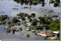 Более 160 тысяч человек эвакуированы из-за наводнения в Южной Америке