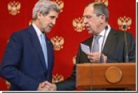 Пентагон отказался делиться с Россией данными по Сирии