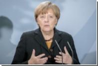 Меркель рассказала о мерах по сокращению притока беженцев