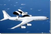 НАТО перебросит из Германии в Турцию самолеты-разведчики