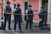 В Пуэрто-Рико полицейский расстрелял коллег