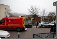 Сторонник ИГ атаковал французского учителя канцелярским ножом