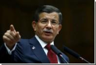 Давутоглу пообещал начать переговоры по усилению власти Эрдогана