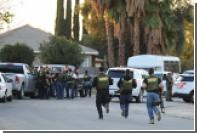 Американская полиция рассказала о стрелявшей в Калифорнии семейной паре