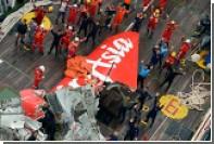 Названа причина падения самолета AirAsia в Яванское море в 2014 году