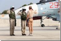 Москва попросила Оттаву удалить с канадского сайта данные о российских пилотах