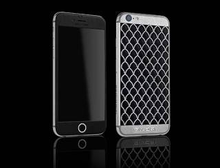 Итальянские дизайнеры украсили iPhone 6S бриллиантами