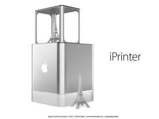 Дизайнер представил концепт 3D-принтера Apple
