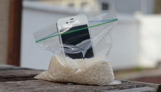 Что делать, если ты залил iPhone на Новый год