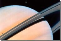 На Сатурне увидели гелиевые дожди