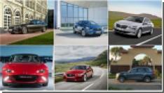 На титул Автомобиля года в Европе претендуют 7 кандидатов
