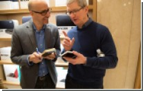 Тим Кук назвал хромбуки «тестовыми устройствами» и похвалил дизайн нового чехла Apple