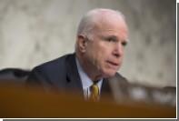 Маккейн пригрозил запретить использование российских ракетных двигателей