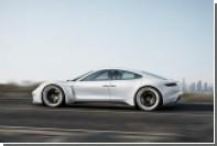 Porsche намерена опередить Apple с выпуском серийного электромобиля