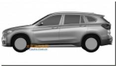 Компактный кроссовер BMW удлинят ради китайцев