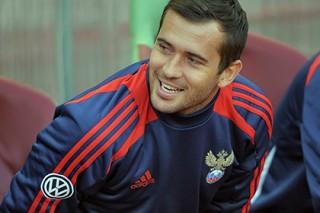 Кержаков поставил перед собой цель вернуться в сборную России