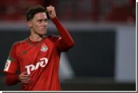 Названо имя лучшего молодого игрока чемпионата России по футболу-2015