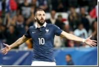 Бензема исключили из сборной Франции