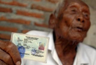 Индонезиец отметил свой 146-й день рождения