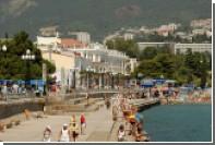 Крыму предрекли падение турпотока из-за Турции и Египта