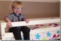 Британскую полицию подключили к поискам спрятавшегося в доме ребенка