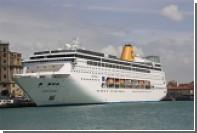 Десятки российских туристов застряли в Италии из-за поломки круизного лайнера