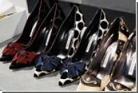 В Эрмитаже покажут творения создателя туфель для «Секса в большом городе»