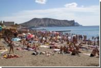 Власти Крыма отчитались о 5,5 миллиона туристов за год