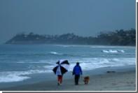 Свыше тысячи туристов застряли на островах в Индийском океане из-за шторма